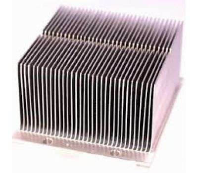 ALUMINIUM FIN HEAT SINKS MACHINING